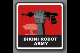 Bikini Robot Army - Old Soldiers