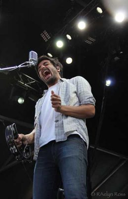 X-Fest 2012 - Young The Giant