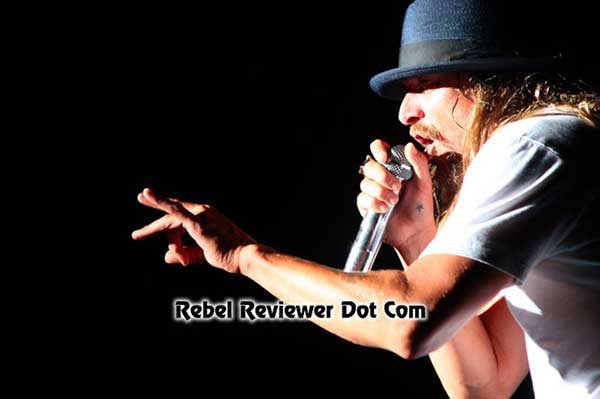 Boots and Hearts Music Festival - Kid Rock
