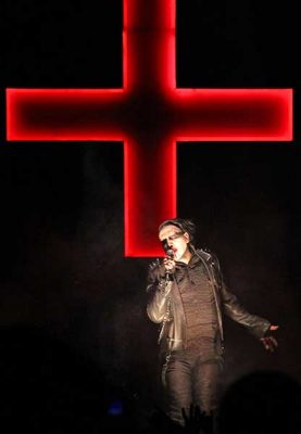 Marilyn Manson @ Stampede Corral