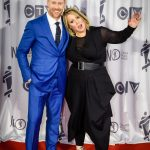 Hosts - Jann Arden and Jon Montgomery