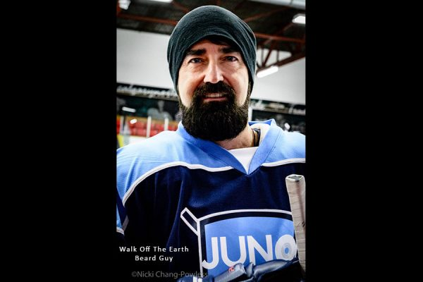 JUNO Cup Practice-B-Beard Guy (Walk Off The Earth)