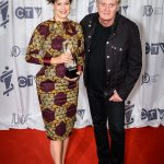 Tom Cochrane and Allan Waters Humanitarian Award Recipient - Arcade Fire (Accepted by Regine Chassagne)
